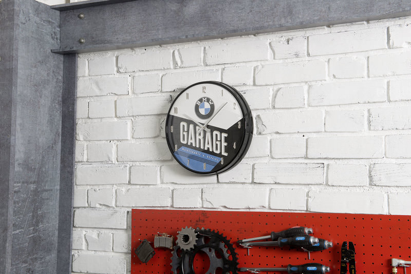 BMW *GARAGE* WANDUHR