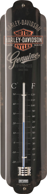 THERMOMETER H-D GENUINE