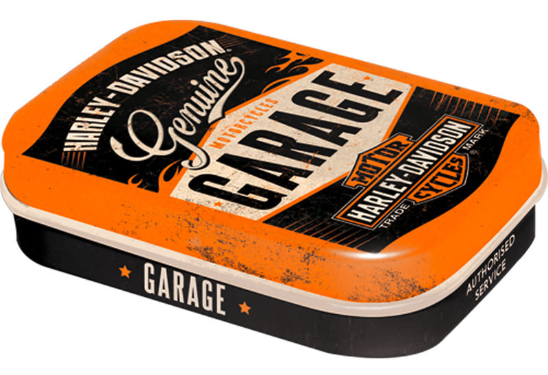 PILL BOX *GARAGE*