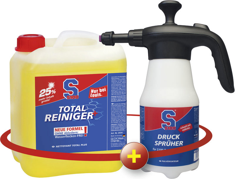 SET: S100 TOTALREINIGER