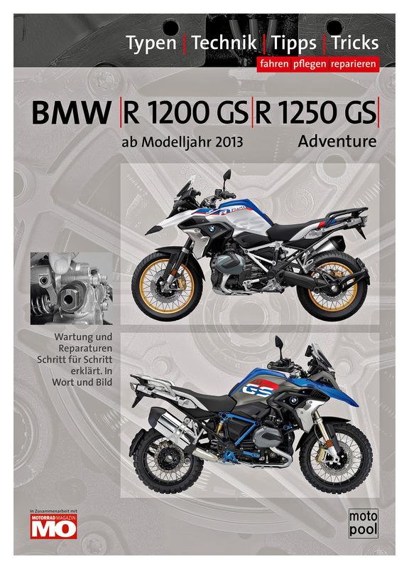 BMW HANDBUCH R 1200/1250