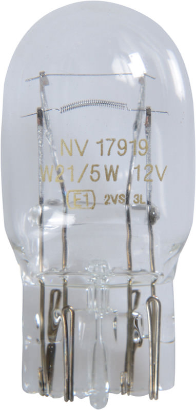 GLASSOCKELLAMPE 12V 21/5W