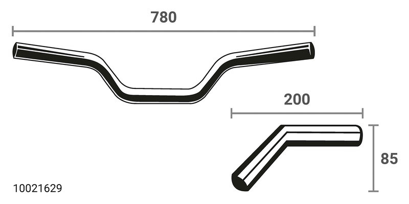 LSL X-BAR LENKER  AXB3