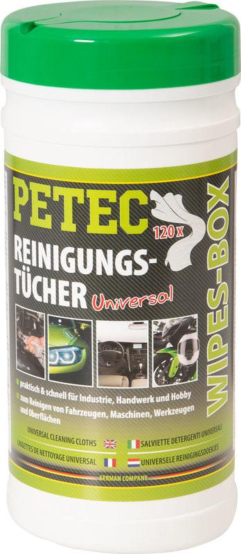 PETEC REINIGUNGSTÜCHER