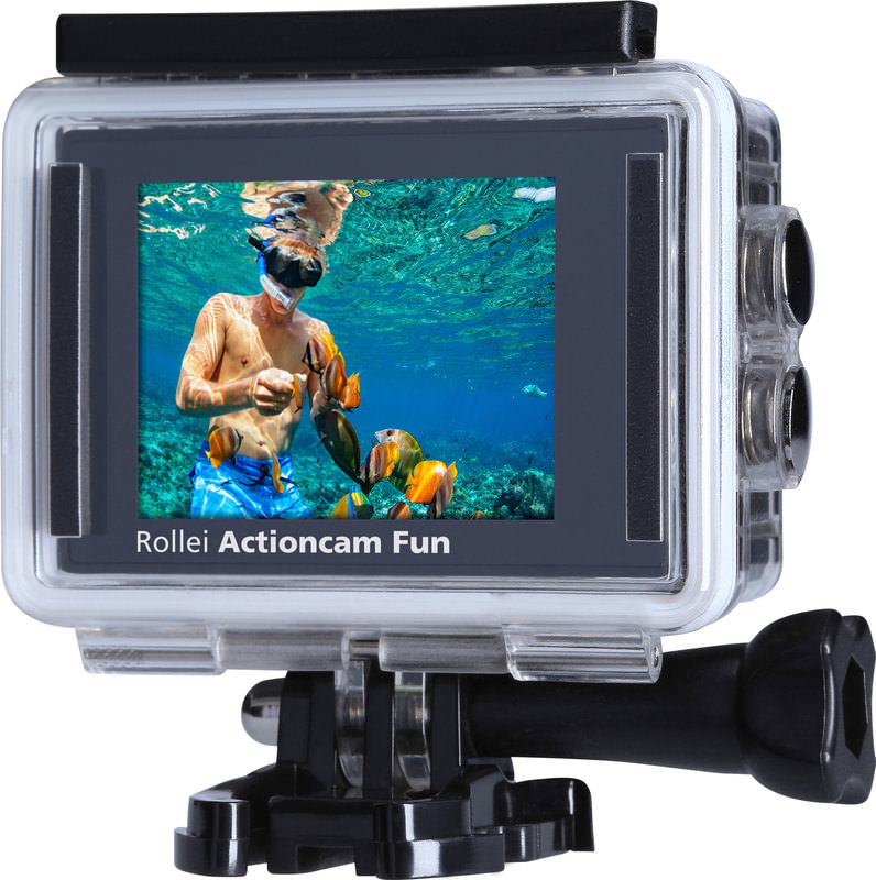 ROLLEI FUN ACTIONCAM