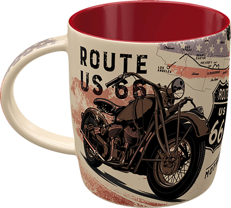 BECHER *ROUTE 66 MOTHER