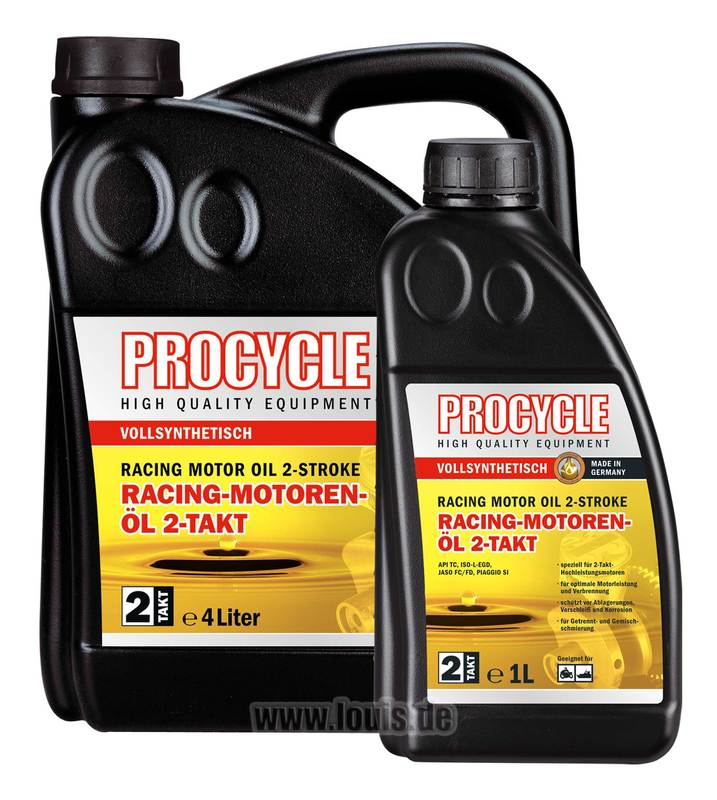 MOTORENOEL PROCYCLE 2-T.
