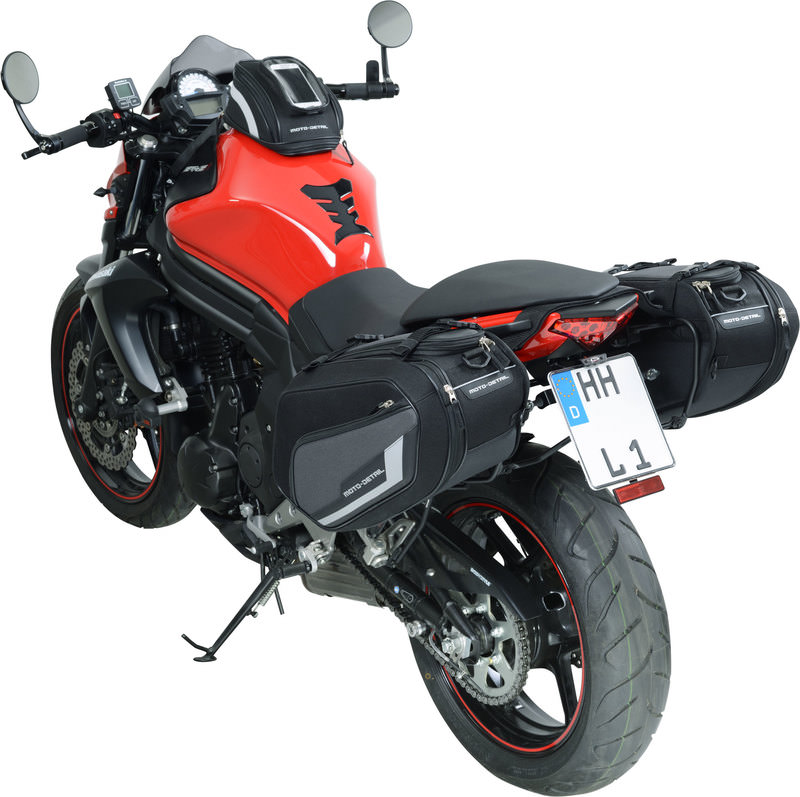 MOTO-DETAIL SADDLEBAGS