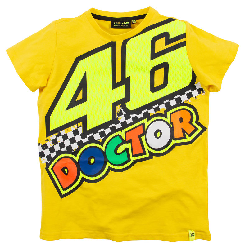 VR46 46 THE DOCTOR