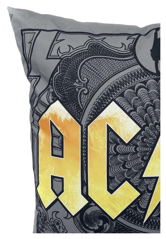 AC/DC BLACK ICE CUSHION