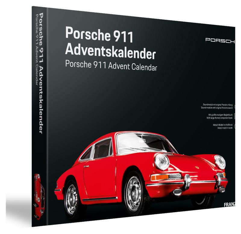FRANZIS PORSCHE 911