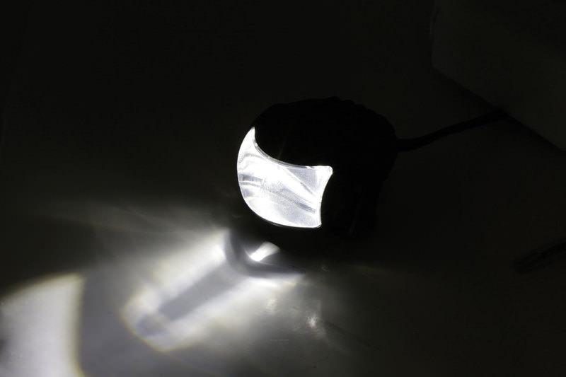 LED ABBLENDSCHEINWERFER
