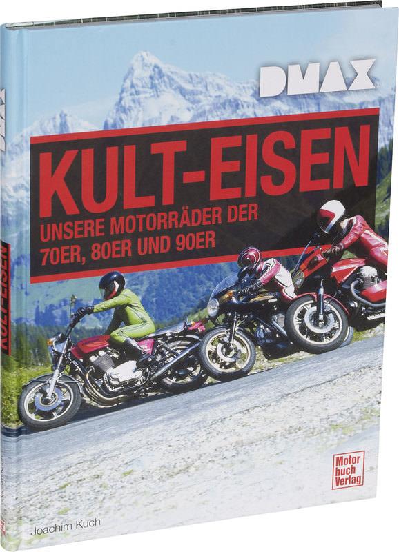 DMAX KULT-EISEN. MOTORRÄ