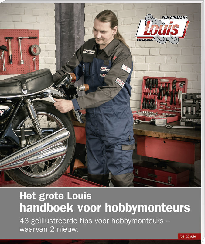 LOUIS DIY MECHANIC MANUAL