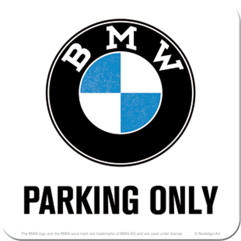 COASTERS BMW *PARKING