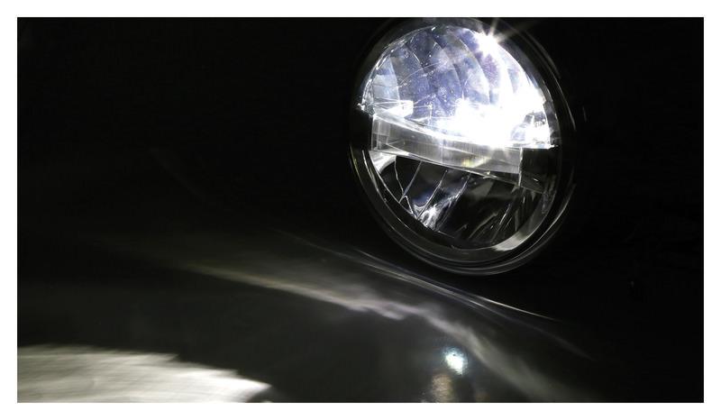 """LED-HAUPTSCHEINWERFER 7"""""""