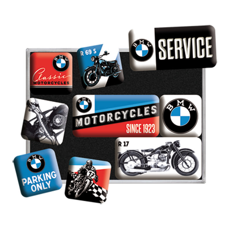 MAGNEETS. BMW MOTORCYCLES