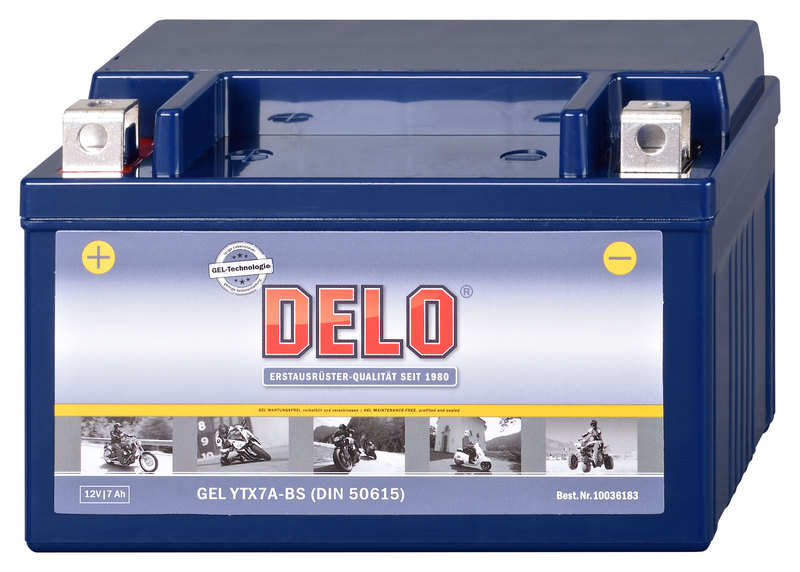 DELO GEL-BATTERIE