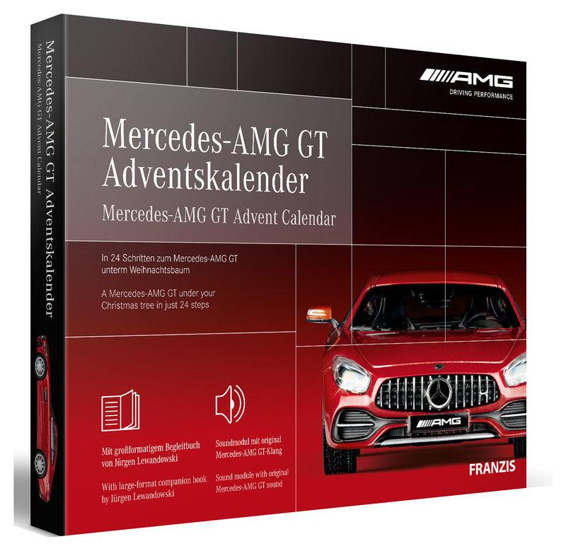 FRANZIS MERCEDES AMG GT