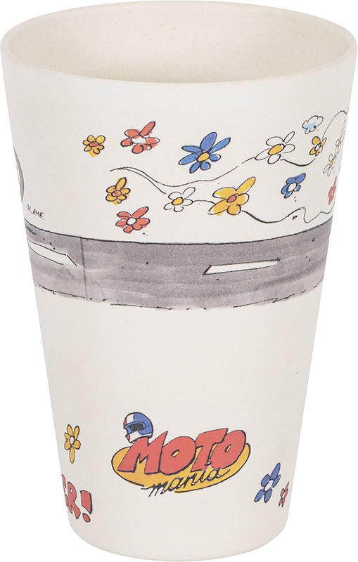 MOTOMANIA BAMBOO CUP