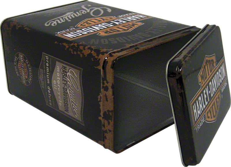 H-D STORAGE-BOX GENUINE