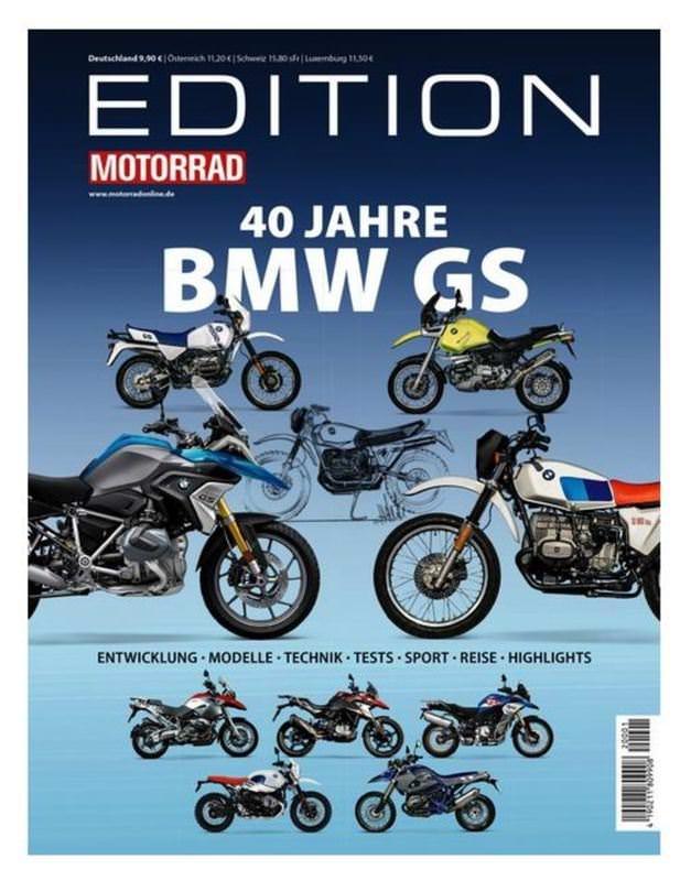 BMW - DIE GS LEGENDE
