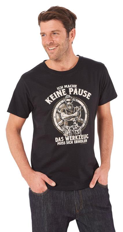 KEINE PAUSE T-SHIRT