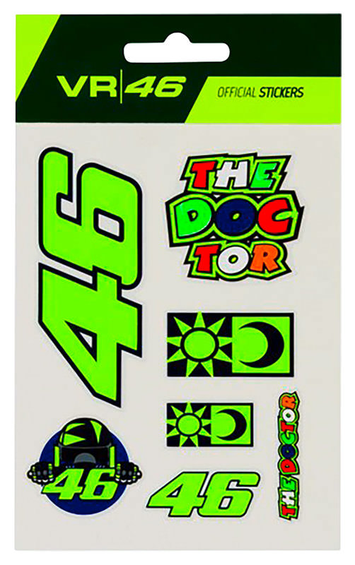VR46 THE DOCTOR CLASSIC