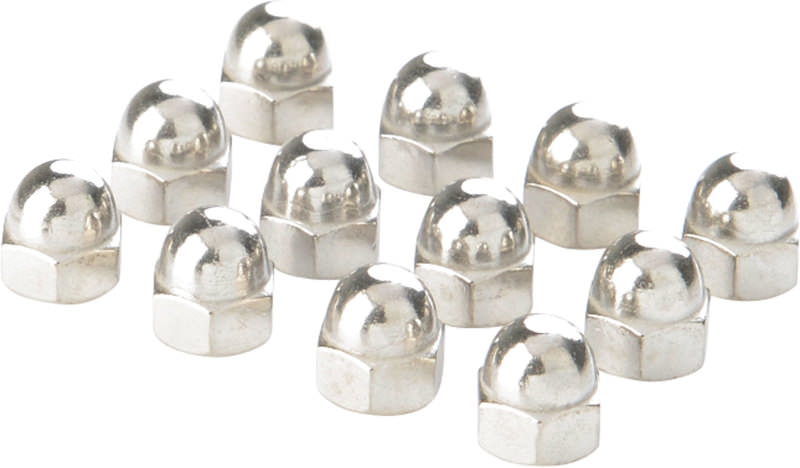 CAP NUTS STAINLESS STEEL