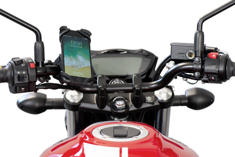 INTERPHONE MOTO CRADLE