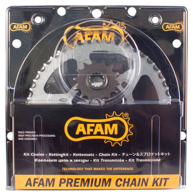 CHAIN & SPR. KIT AFAM 520