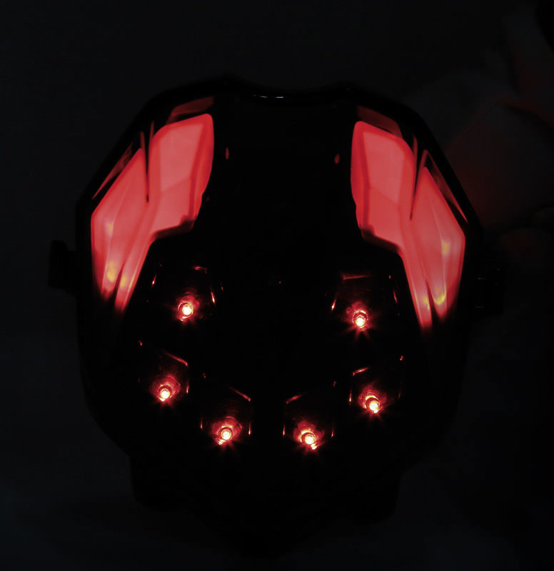 SHIN YO LED-RUECKLICHT