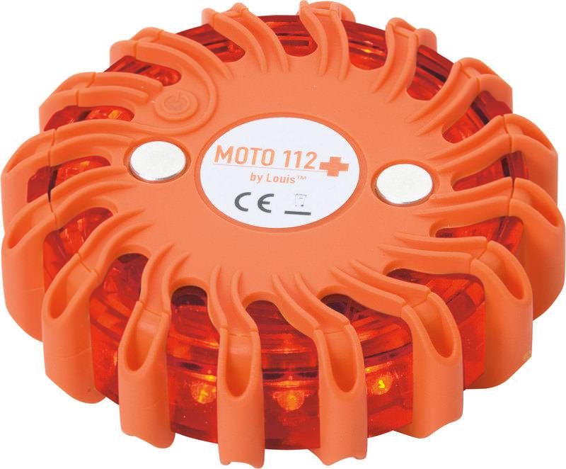 MOTO112 LED WARNING LIGHT