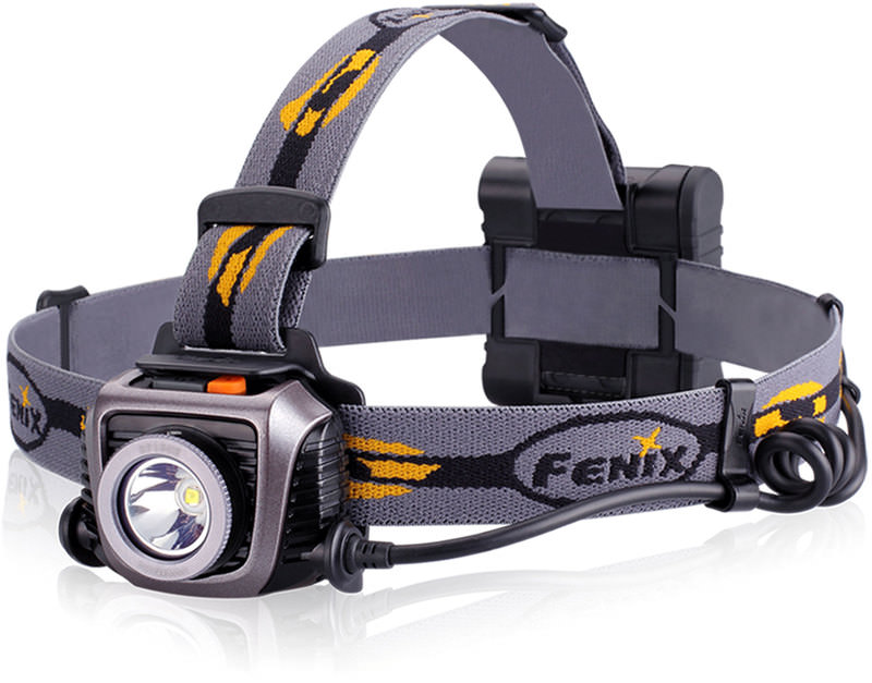 FENIX LED-STIRNLAMPE HP15