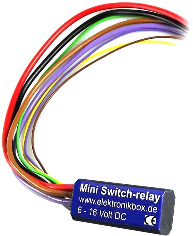 JOOST MINI SWITCH RELAY