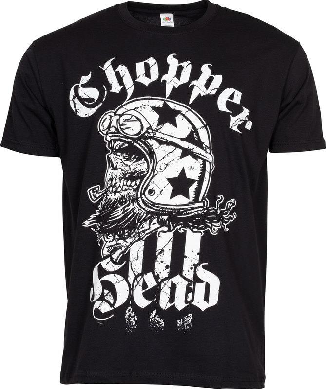 CHOPPER HEAD T-SHIRT
