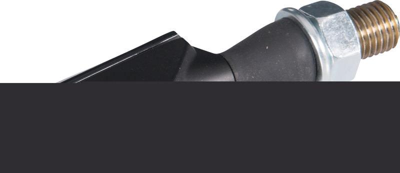 COB LED TURN SIGNAL,BLACK
