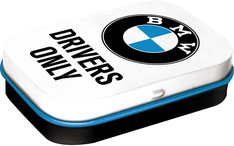 PILLENDOSE BMW *DRIVERS