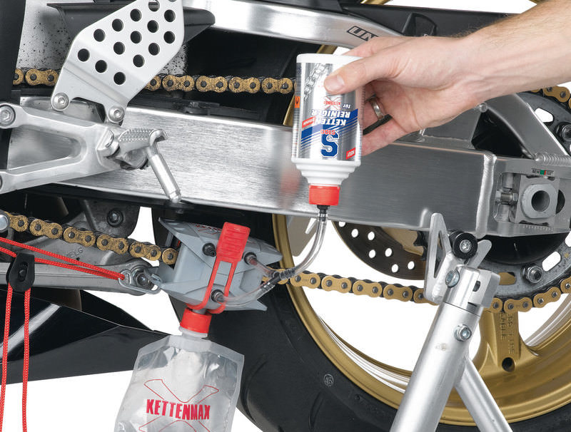 S100 CHAIN CLEANER FOR