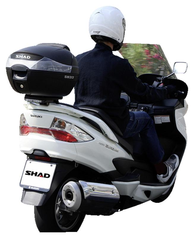 SHAD TOPCASE SH33