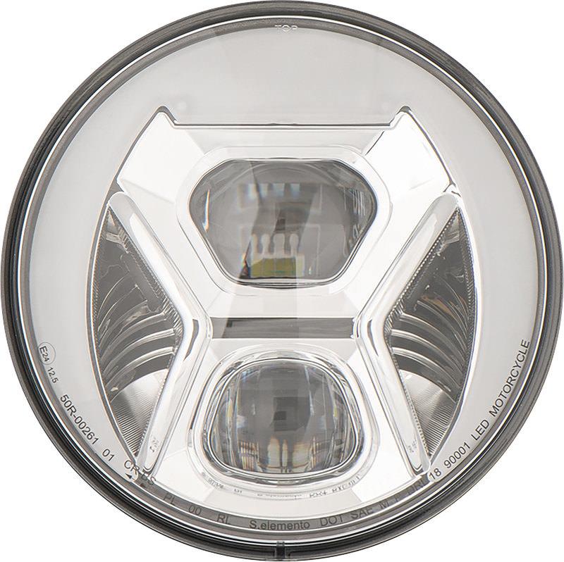 HIGHSIDER LED CHROM