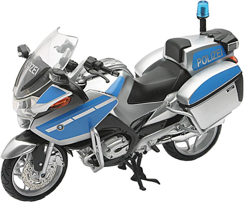 BMW R 1200 RT, POLIZEI