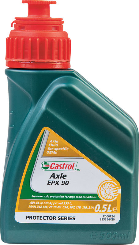HUILE TRANS. CASTROL EPX