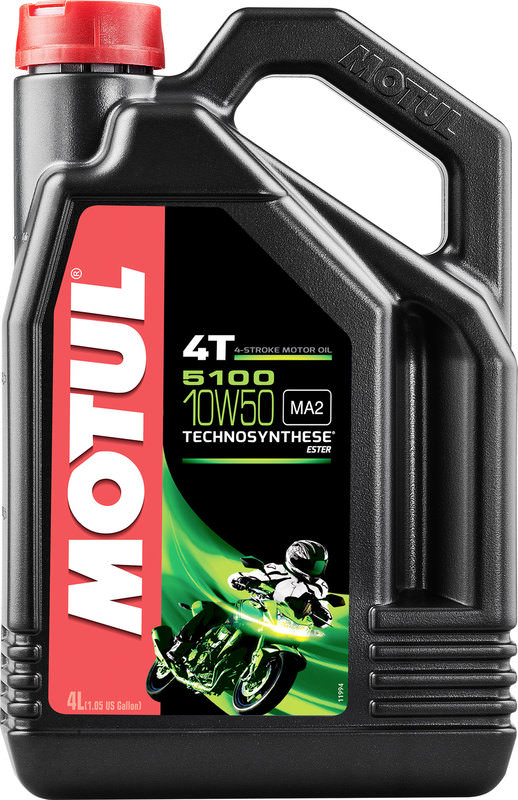 MOTUL 5100 4T 10W-50