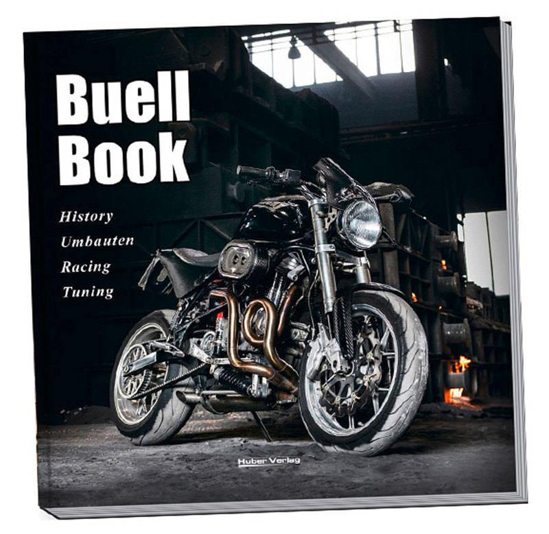 BUCH - BUELL BOOK