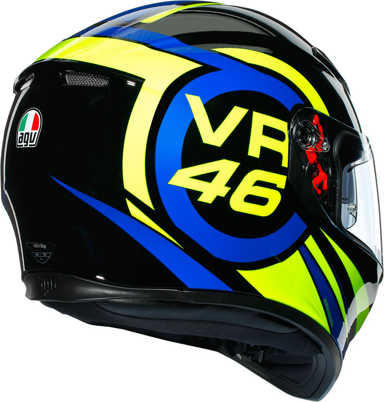 AGV K3 SV RIDE 46