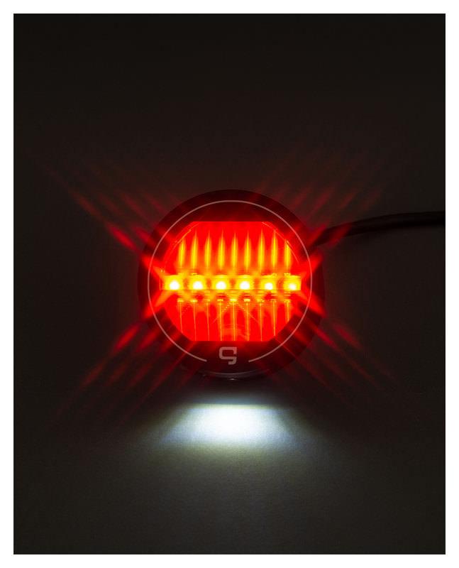 GAZZINI LED RÜCKLICHT 3D