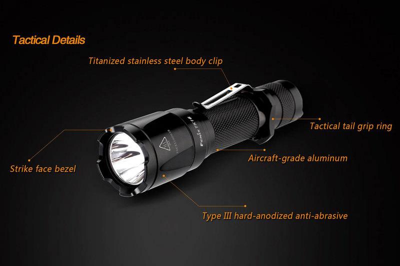 FENIX LED-LAMPE TK16