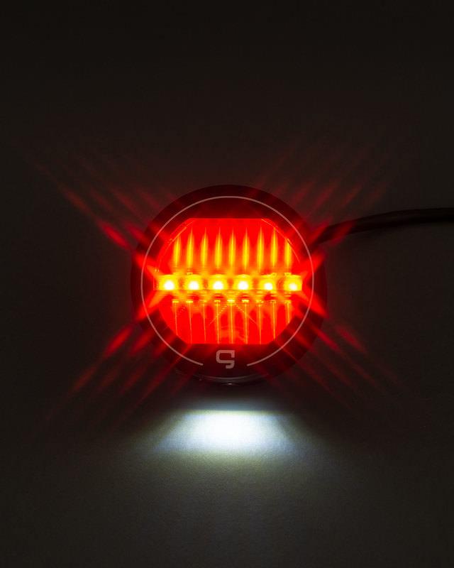 GAZZINI FEU ARR. À LED 3D