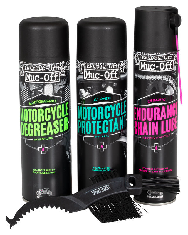 MUC-OFF MOTORCYCLE MULTI